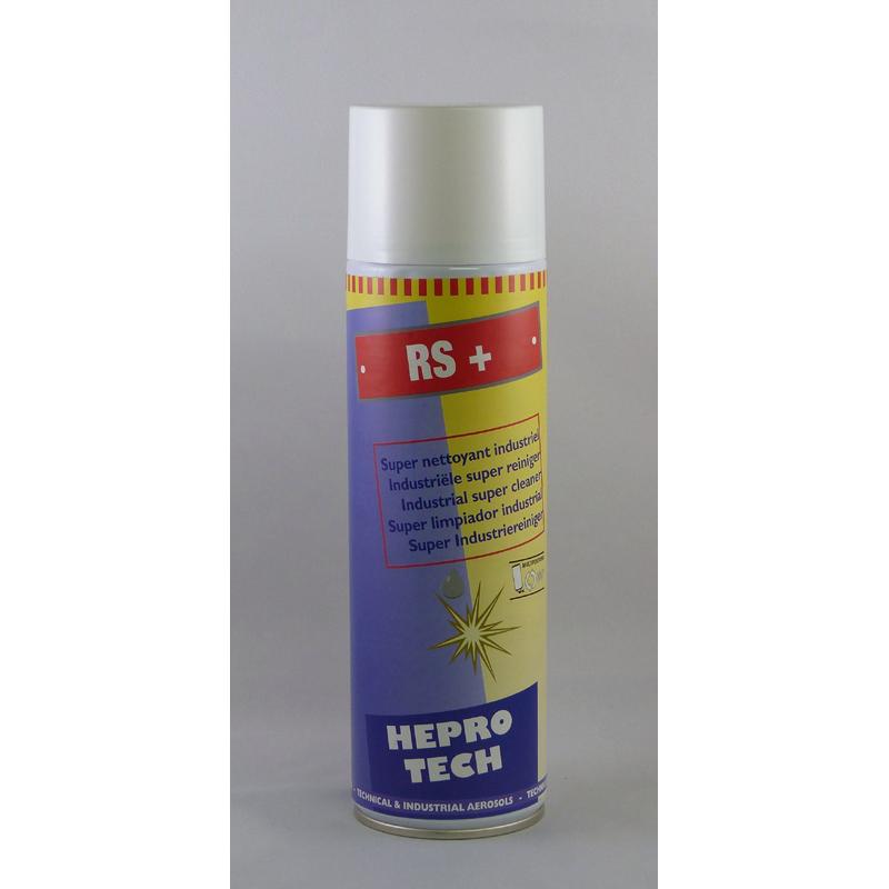 A rosol nettoyant industriel rs 500ml hepro a rosol for Nettoyant moteur exterieur